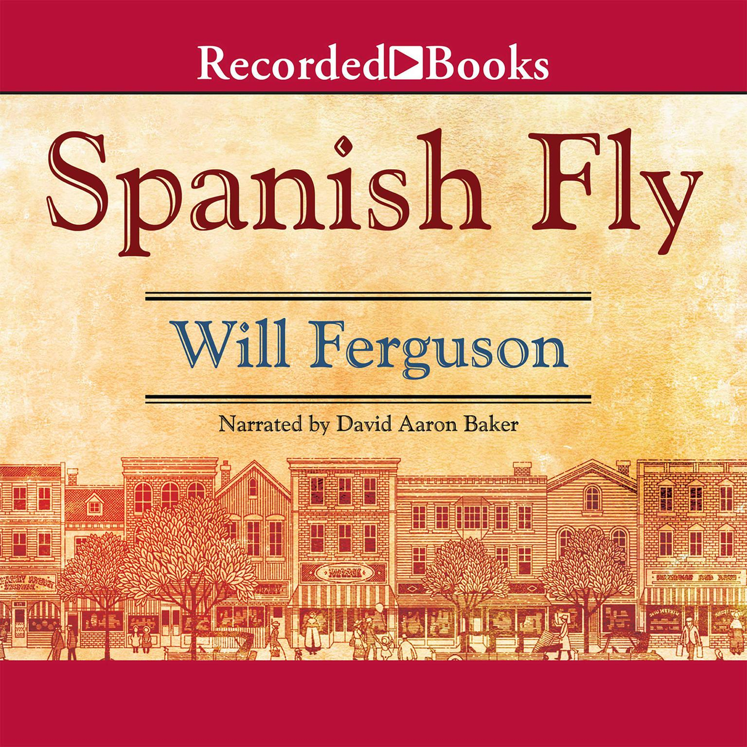 Printable Spanish Fly Audiobook Cover Art