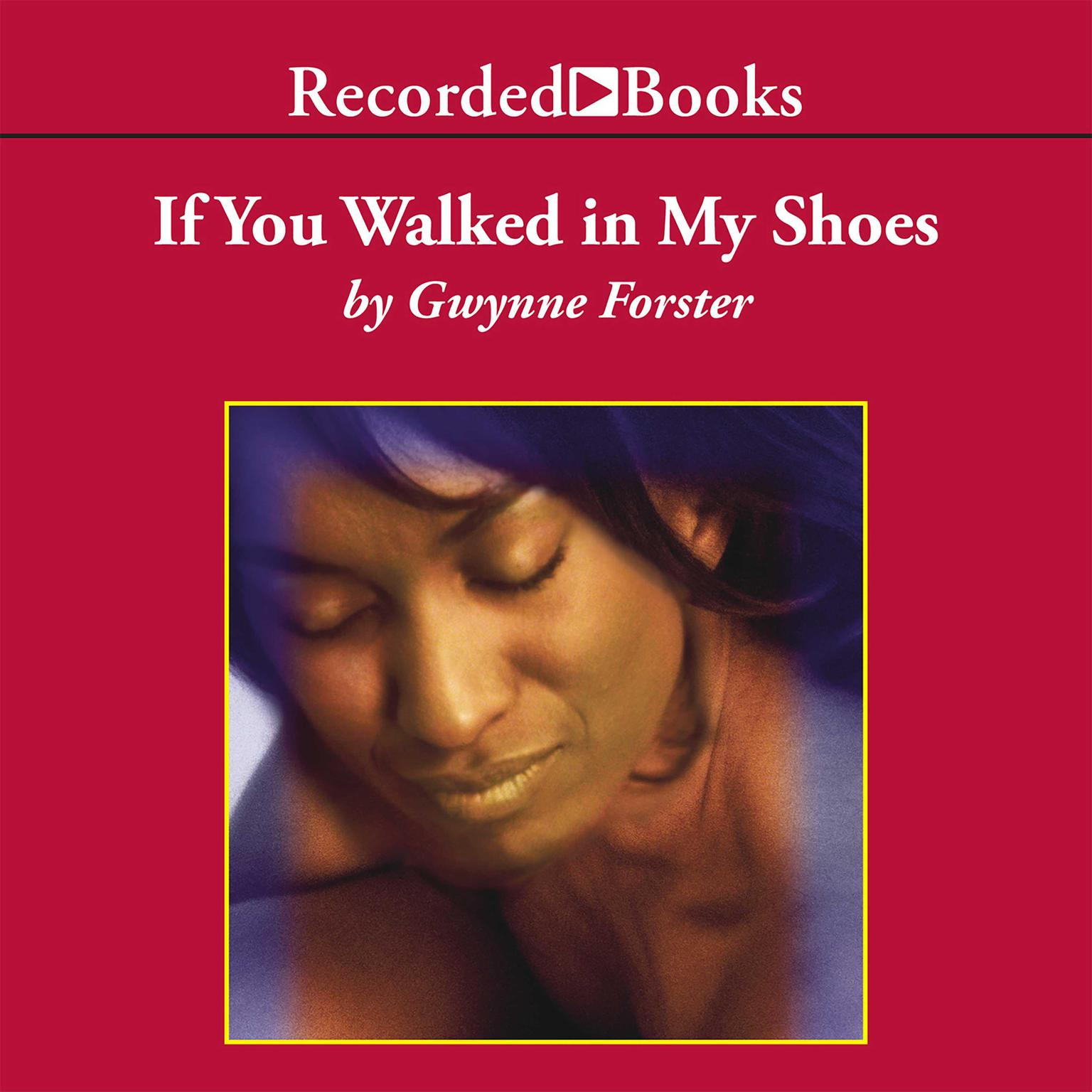 Printable If You Walked in My Shoes Audiobook Cover Art