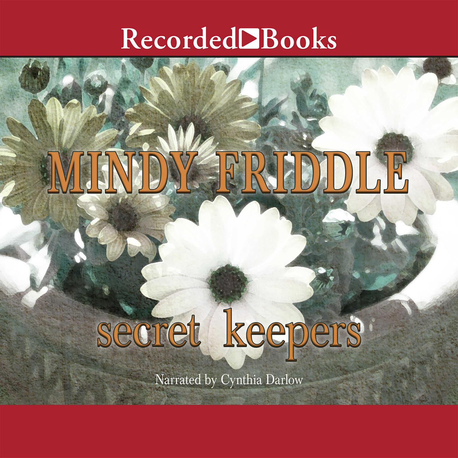 Printable Secret Keepers Audiobook Cover Art