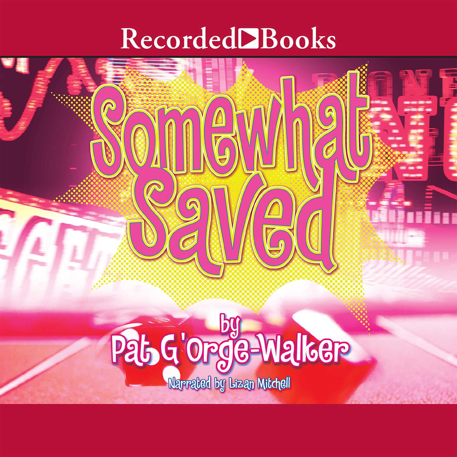 Printable Somewhat Saved Audiobook Cover Art