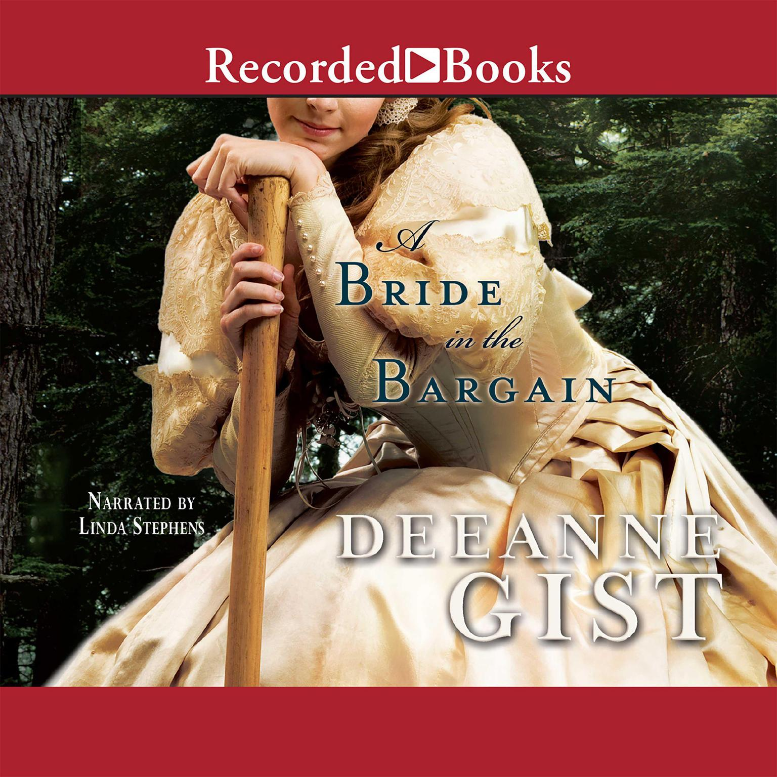 Printable A Bride in the Bargain Audiobook Cover Art