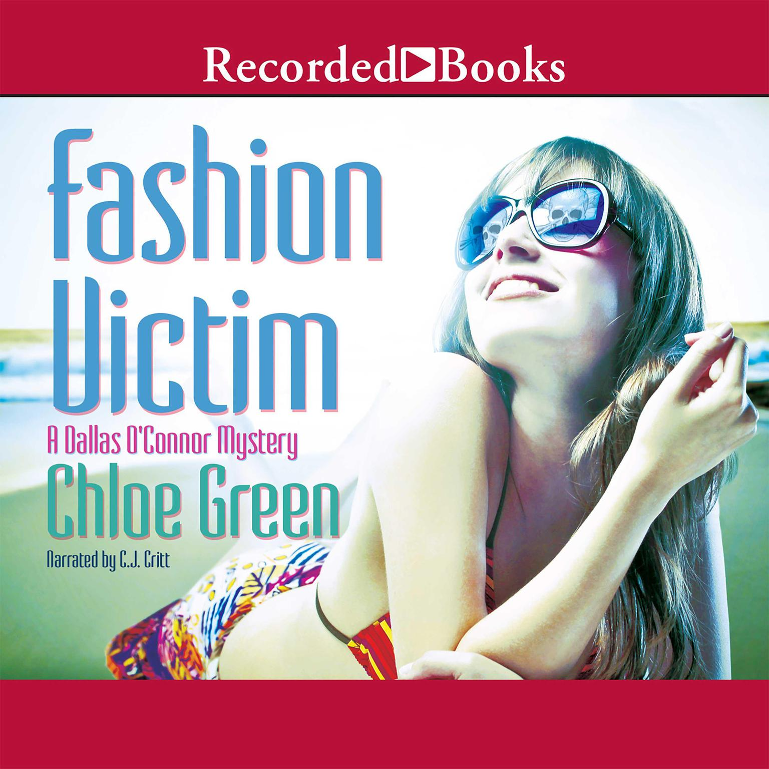 Printable Fashion Victim Audiobook Cover Art