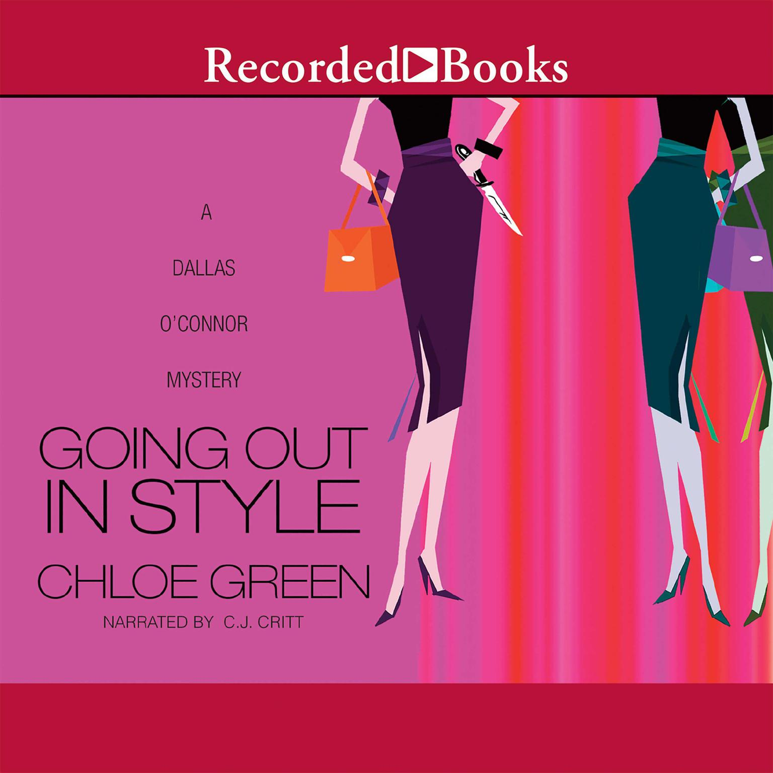 Printable Going Out in Style Audiobook Cover Art