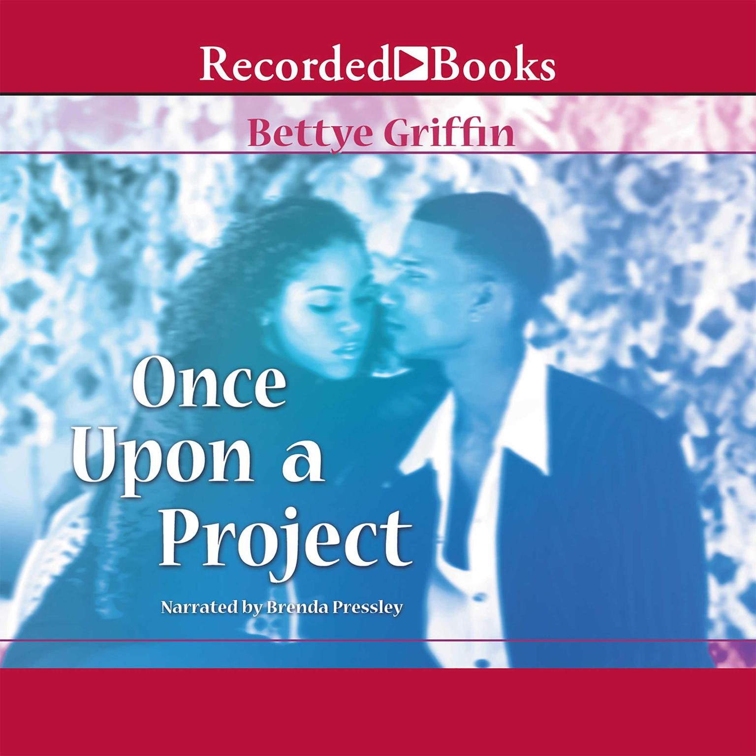 Printable Once Upon a Project Audiobook Cover Art