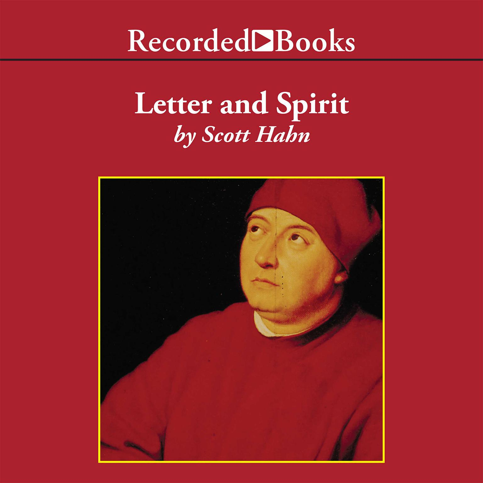Printable Letter and Spirit: From Written Text to Living Word in the Liturgy Audiobook Cover Art
