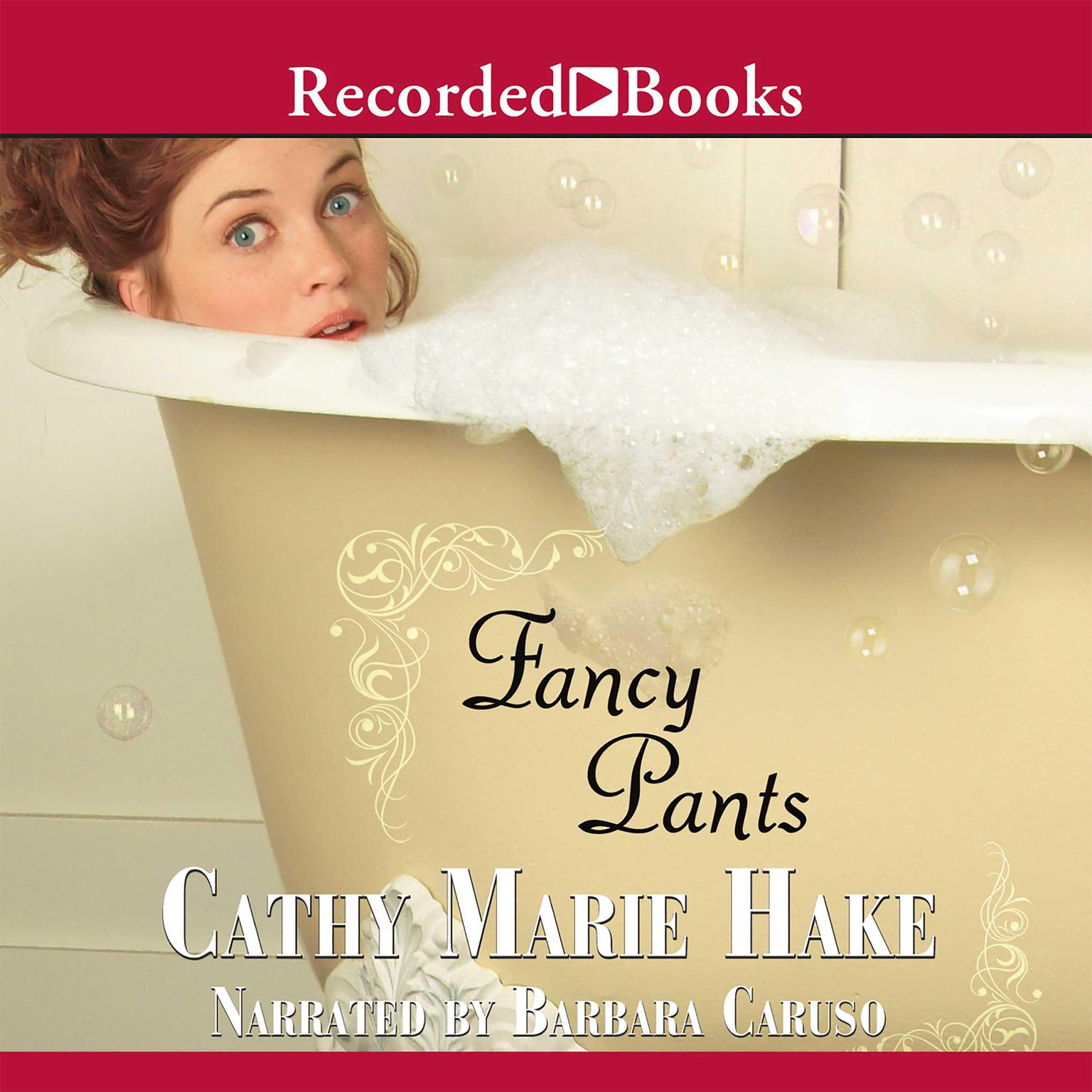 Printable Fancy Pants Audiobook Cover Art