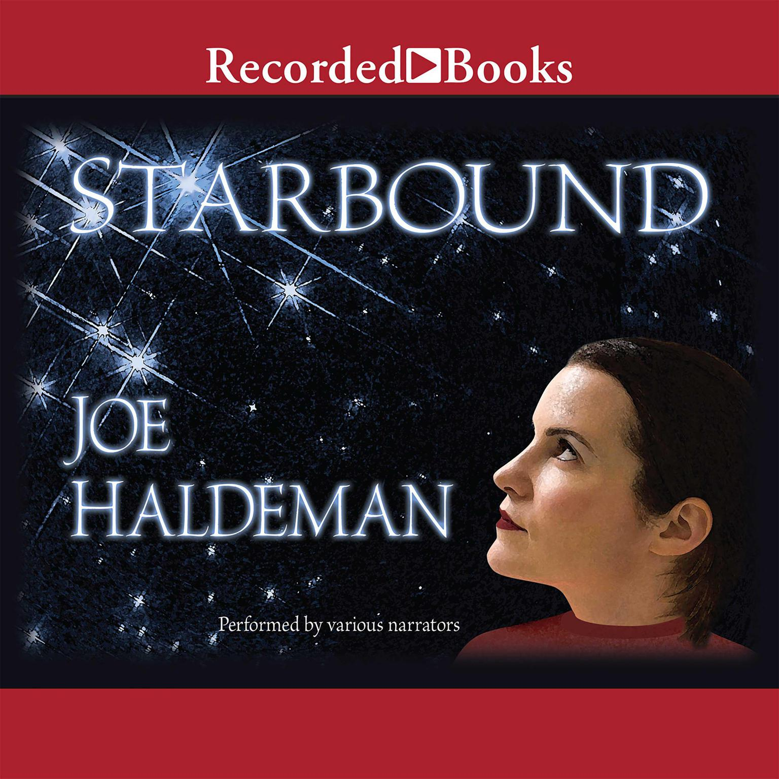 Printable Starbound Audiobook Cover Art