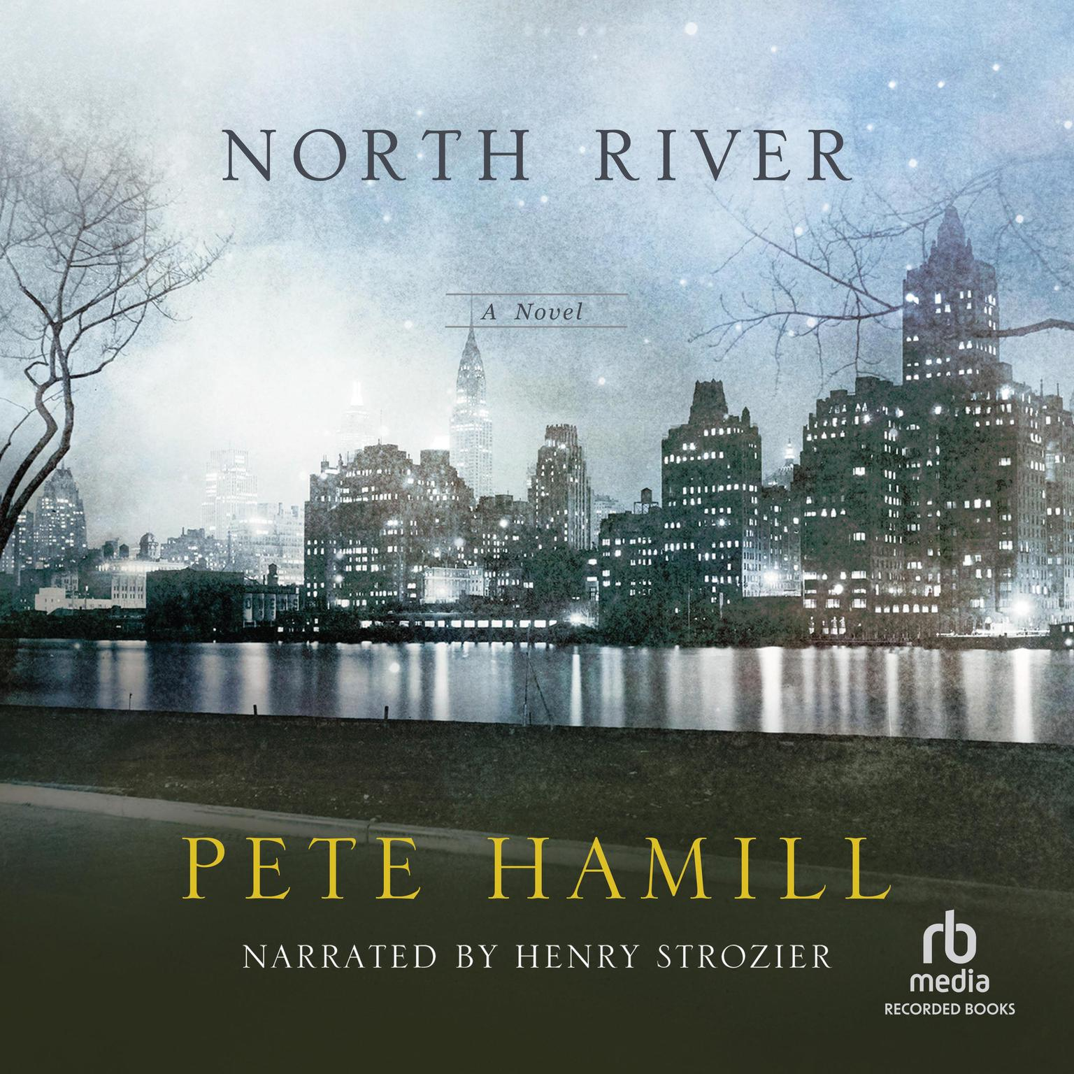 Printable North River Audiobook Cover Art