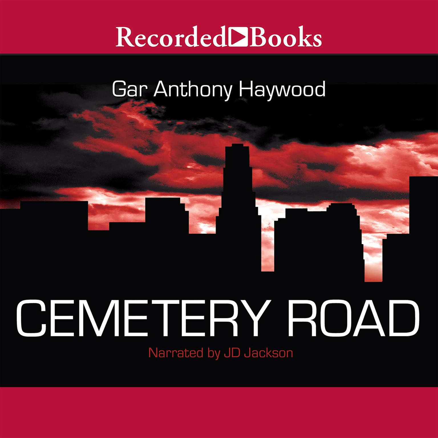 Printable Cemetery Road Audiobook Cover Art