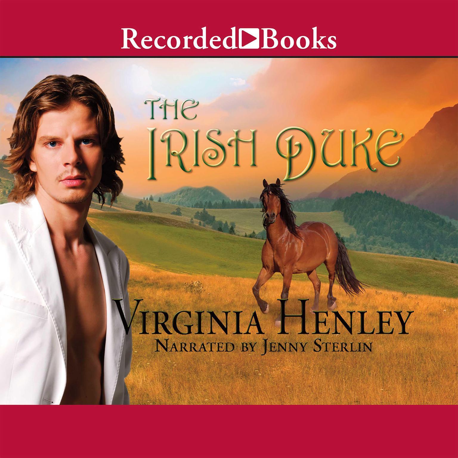 Printable The Irish Duke Audiobook Cover Art