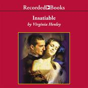 Insatiable Audiobook, by Virginia Henley