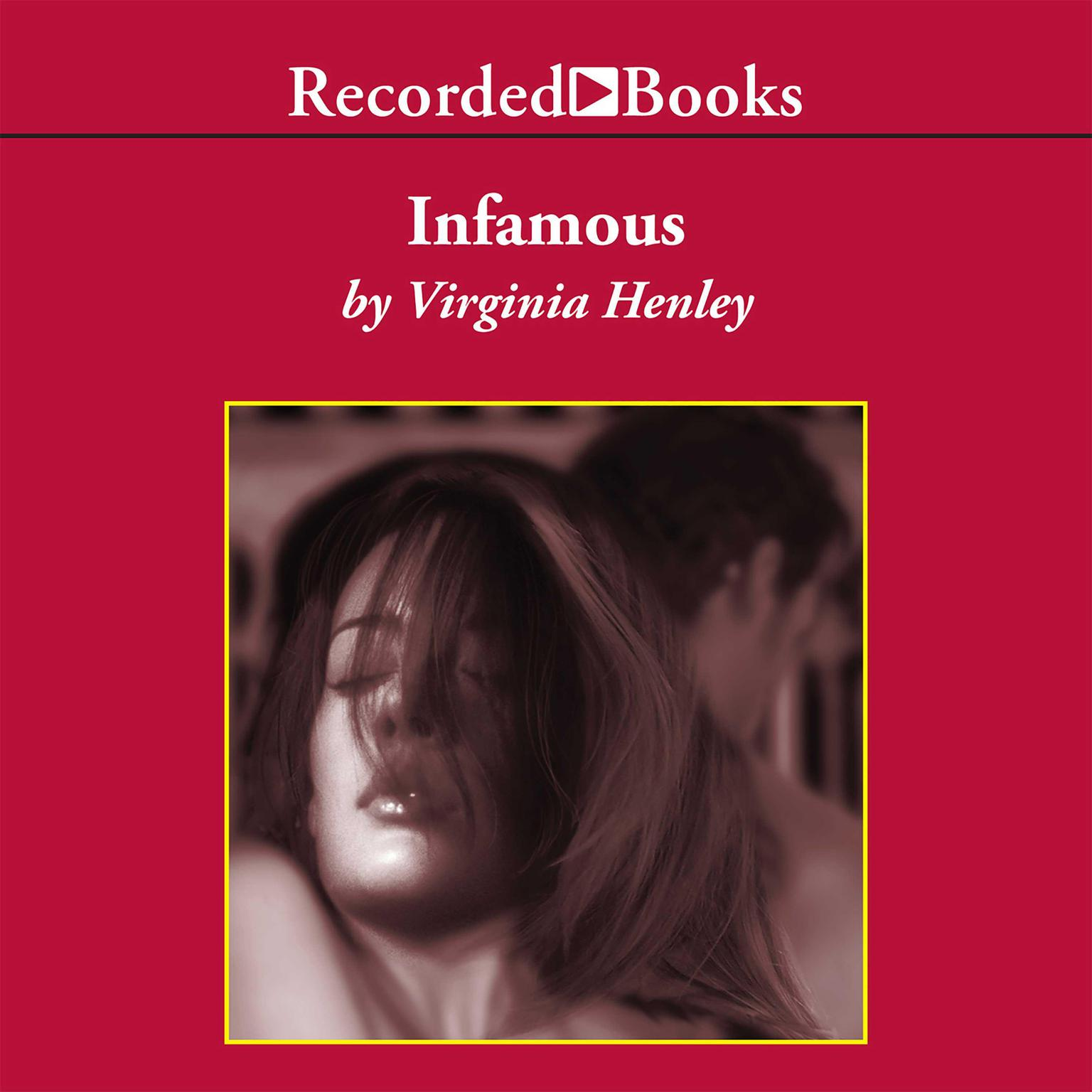 Printable Infamous Audiobook Cover Art