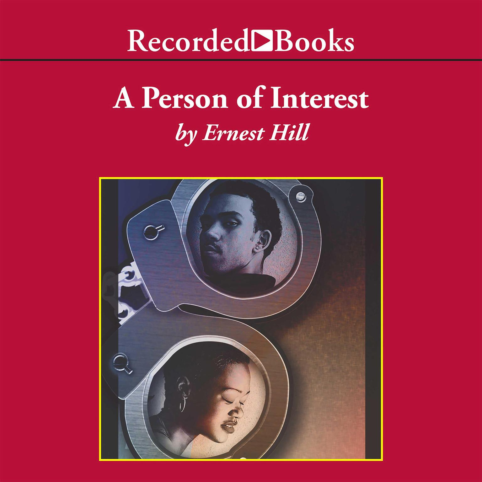 Printable A Person of Interest Audiobook Cover Art