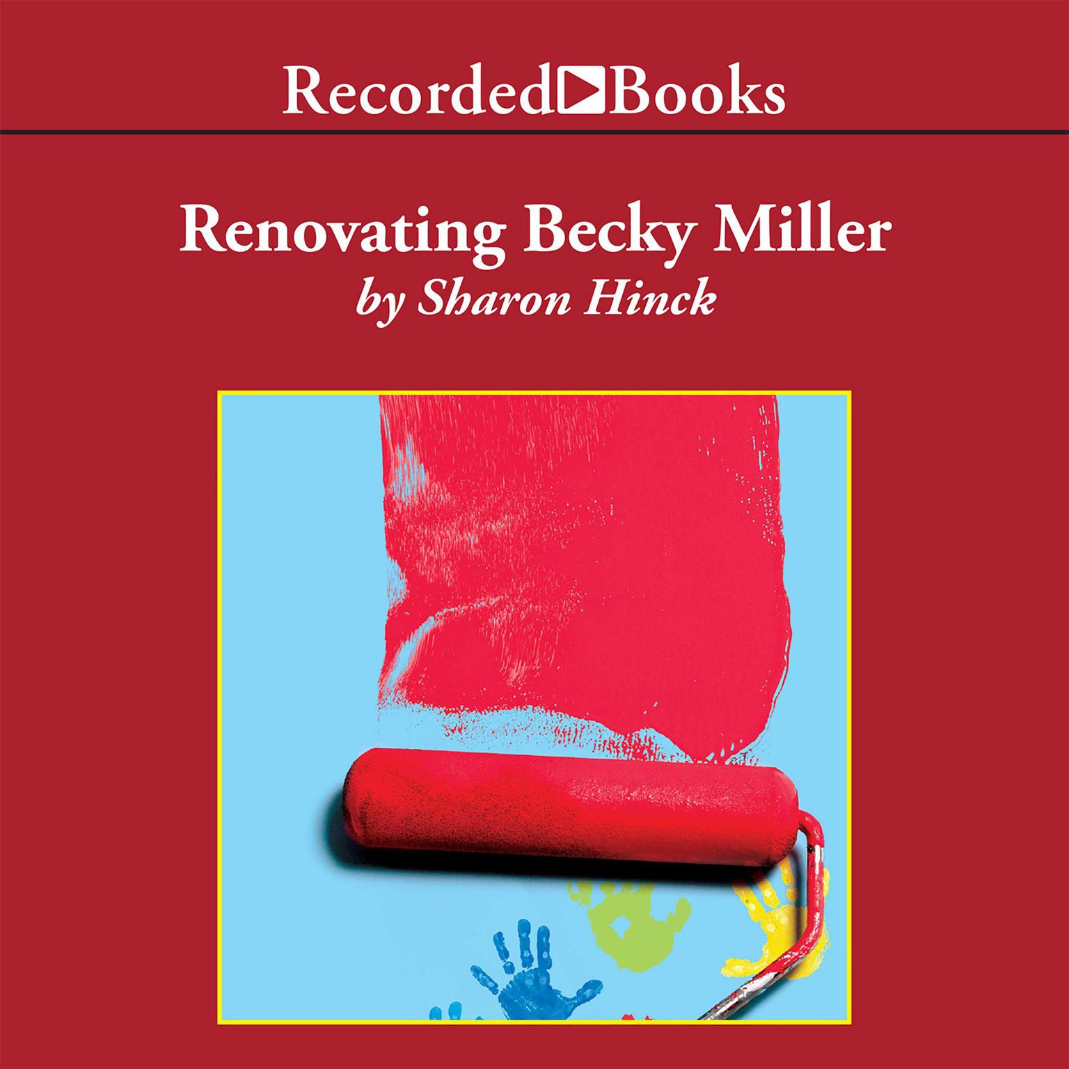 Printable Renovating Becky Miller Audiobook Cover Art