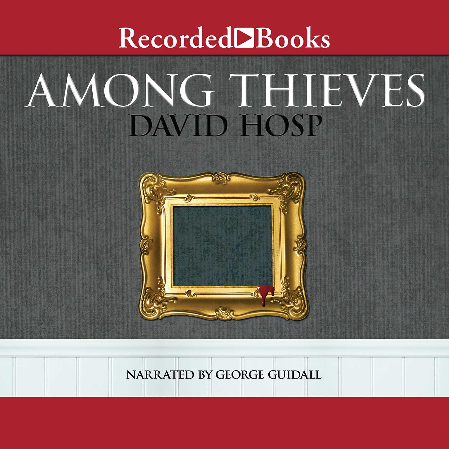 Printable Among Thieves Audiobook Cover Art