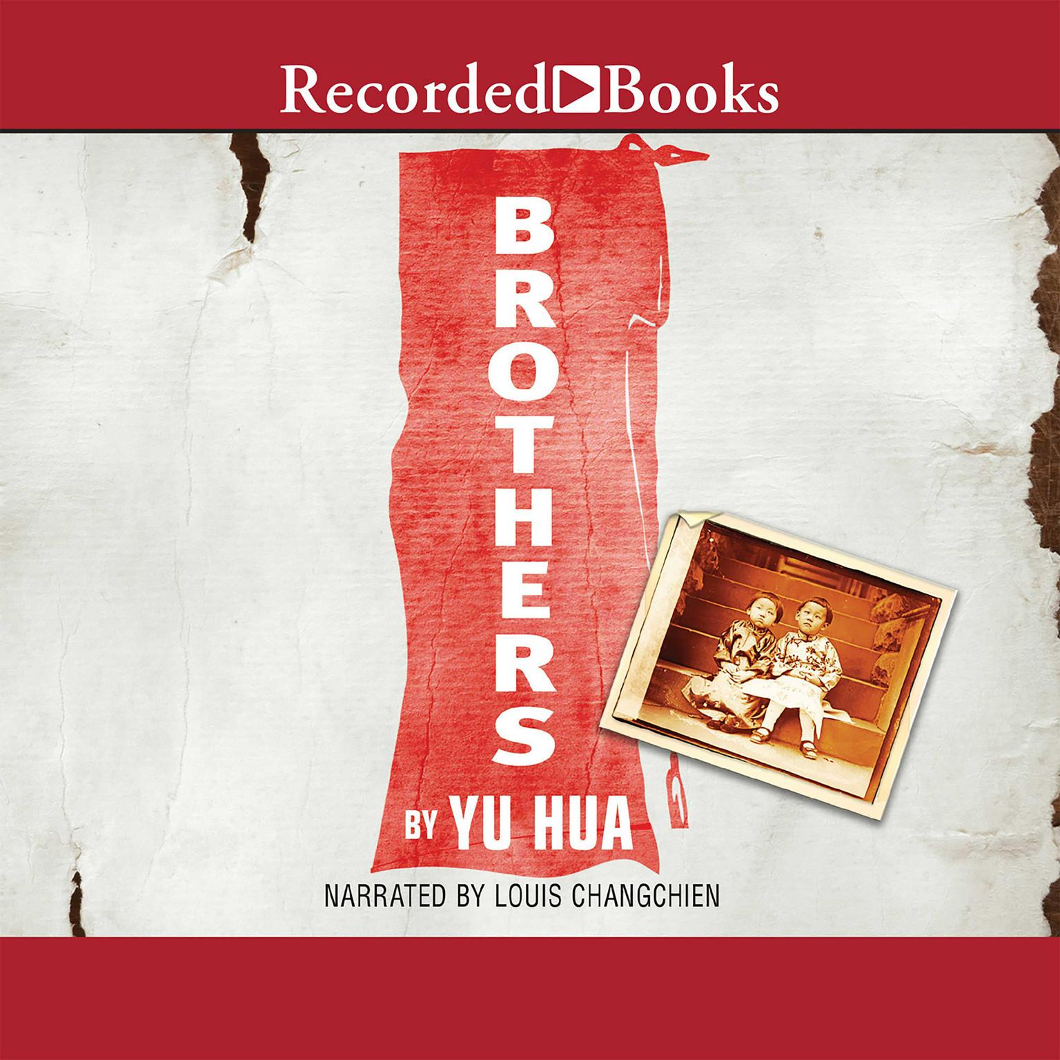 Printable Brothers Audiobook Cover Art