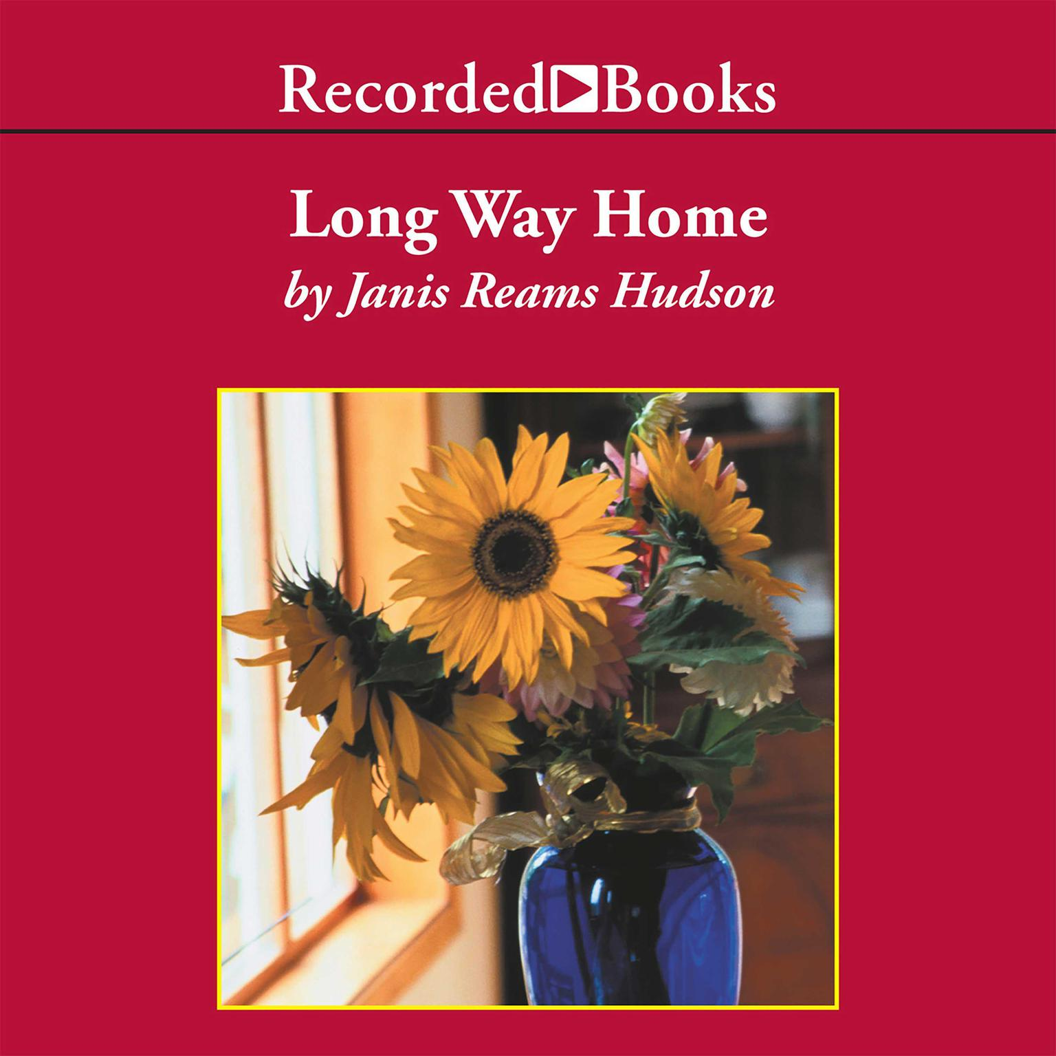 Printable Long Way Home Audiobook Cover Art
