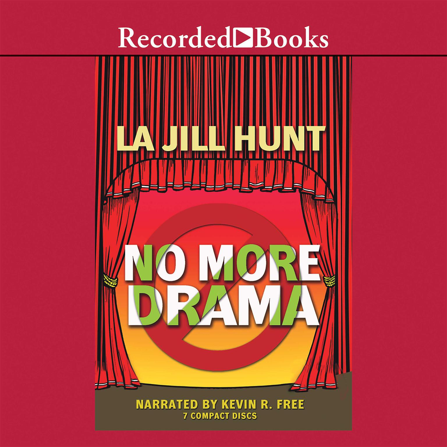 Printable No More Drama Audiobook Cover Art