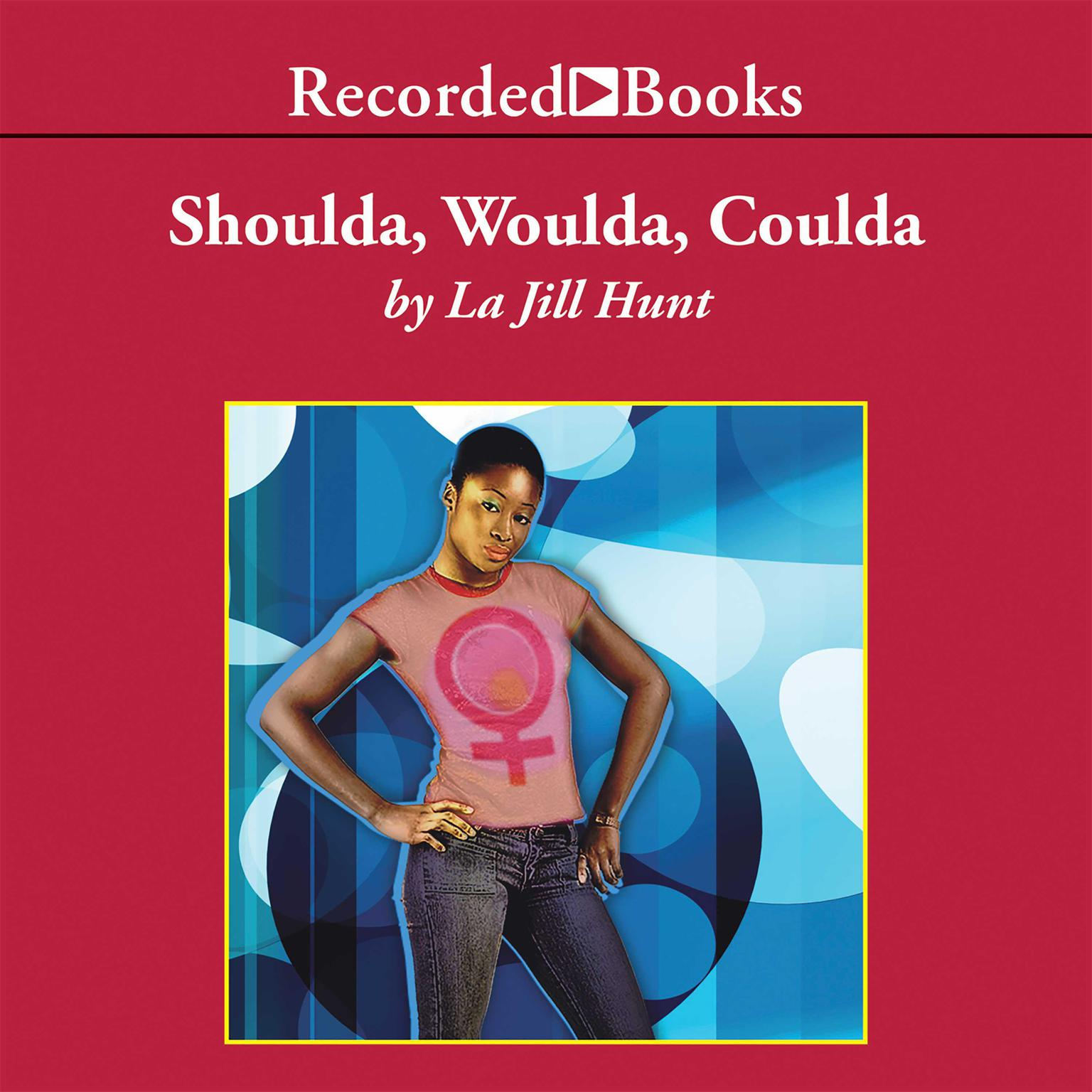 Printable Shoulda, Woulda, Coulda Audiobook Cover Art