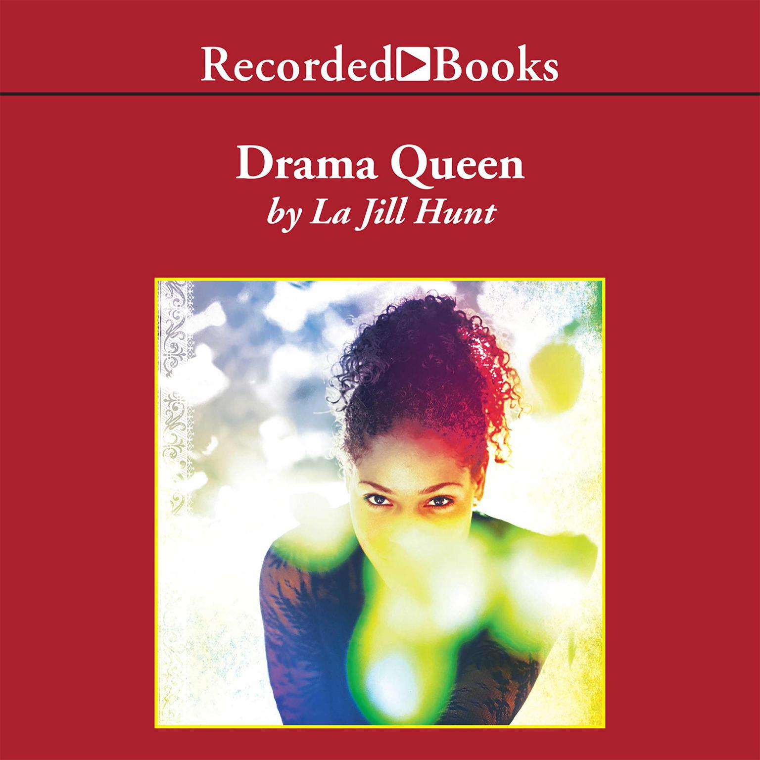 Printable Drama Queen Audiobook Cover Art