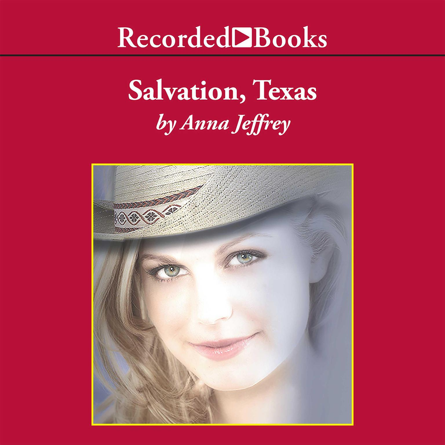 Printable Salvation, Texas Audiobook Cover Art