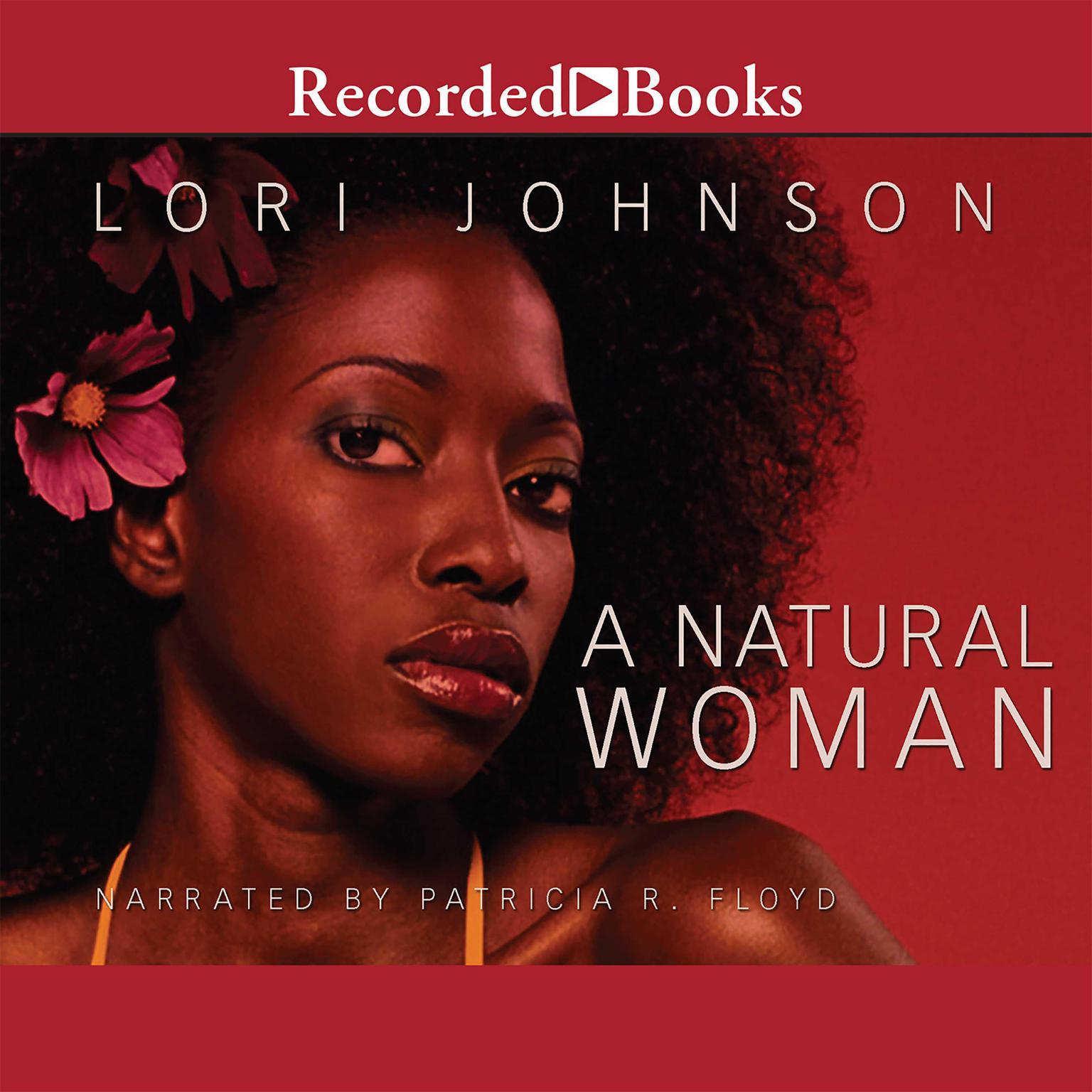 Printable A Natural Woman Audiobook Cover Art