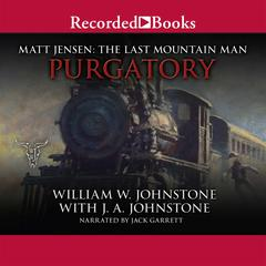 Purgatory Audiobook, by William W. Johnstone, J. A. Johnstone