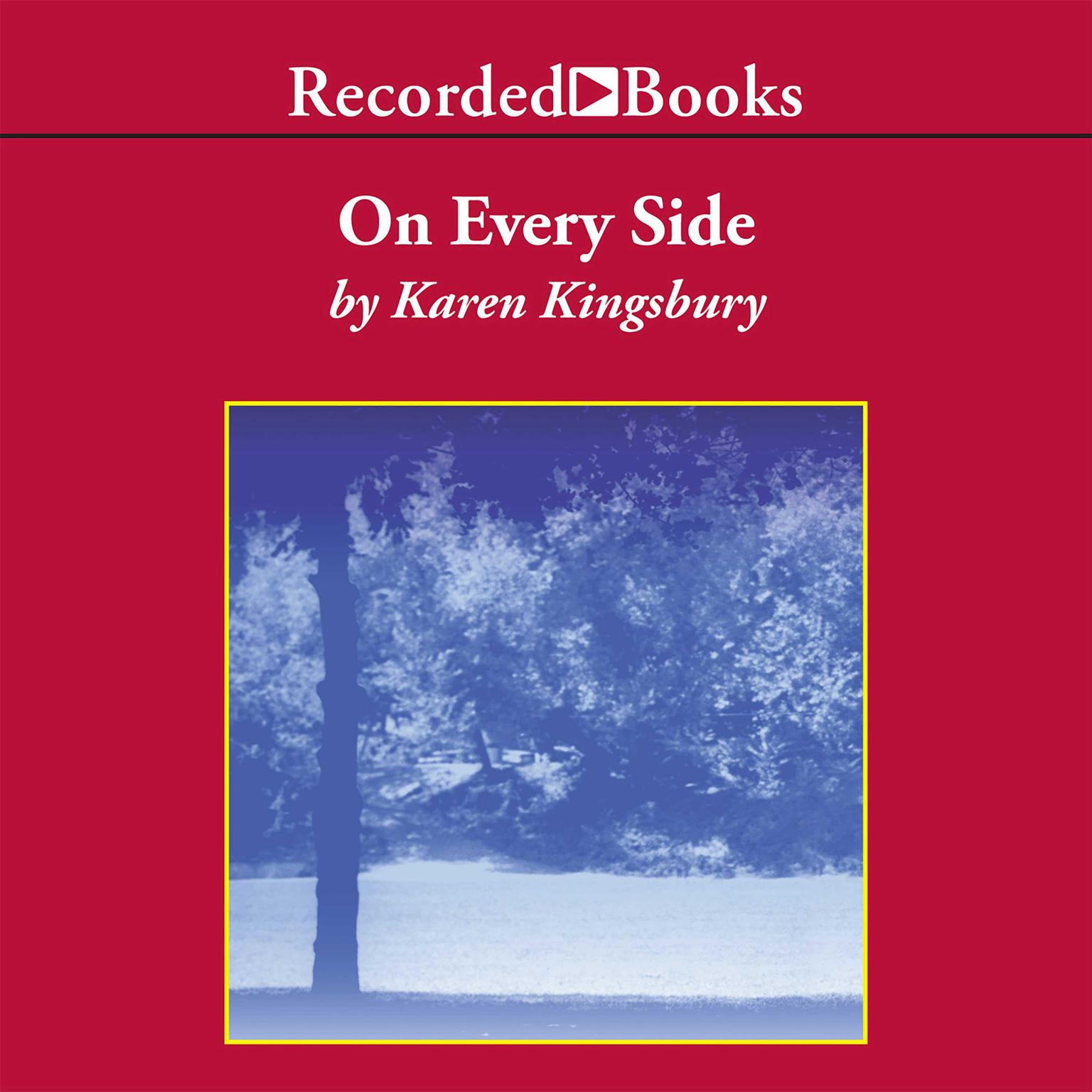 Printable On Every Side Audiobook Cover Art