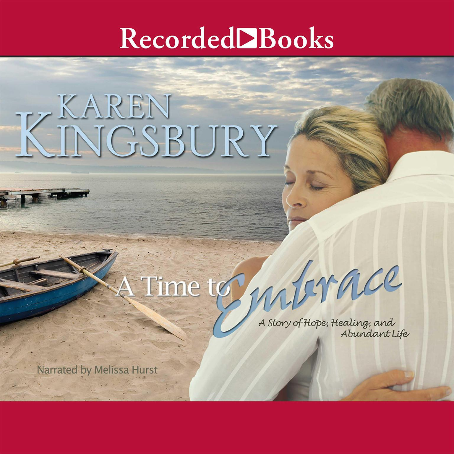 Printable A Time to Embrace Audiobook Cover Art