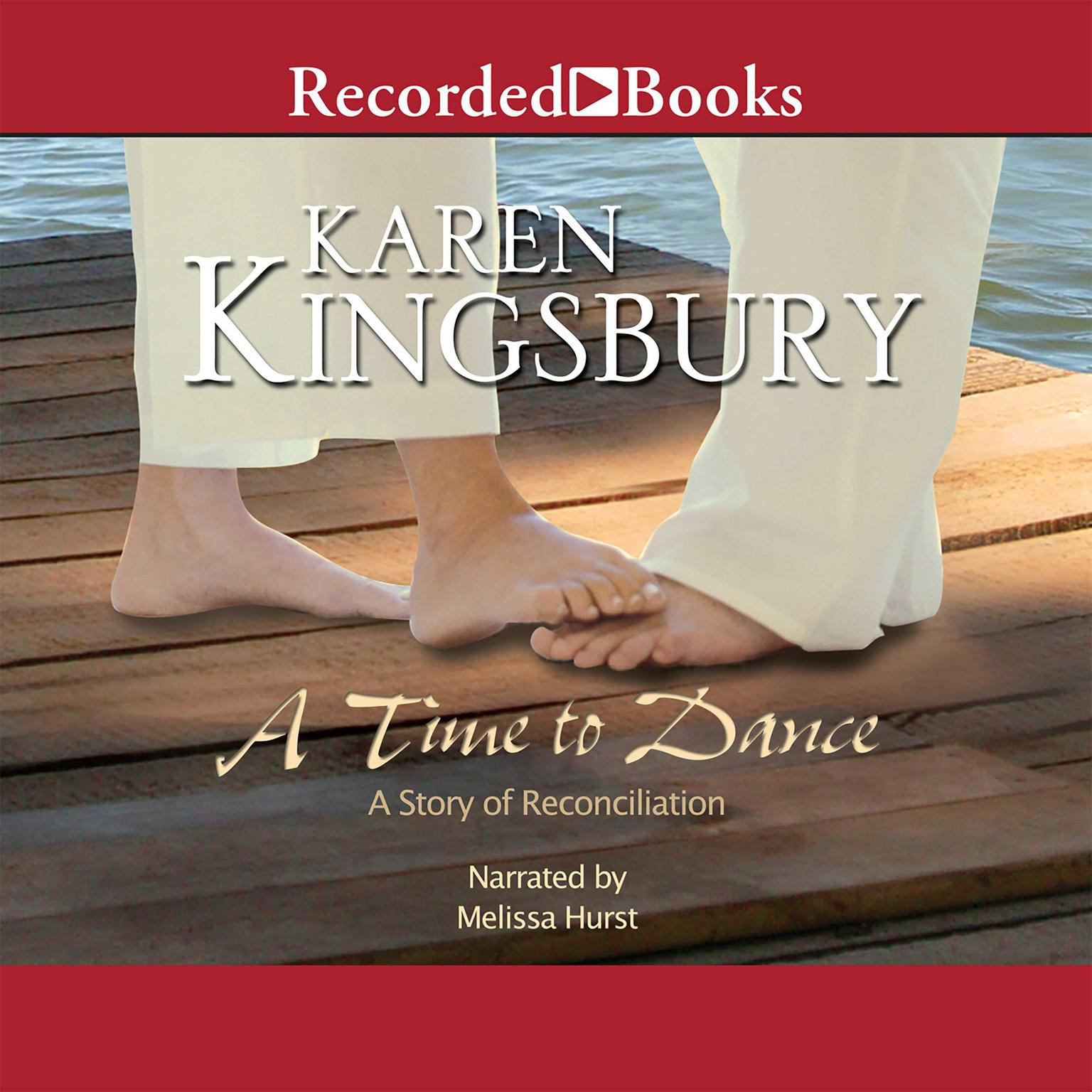 Printable A Time to Dance Audiobook Cover Art