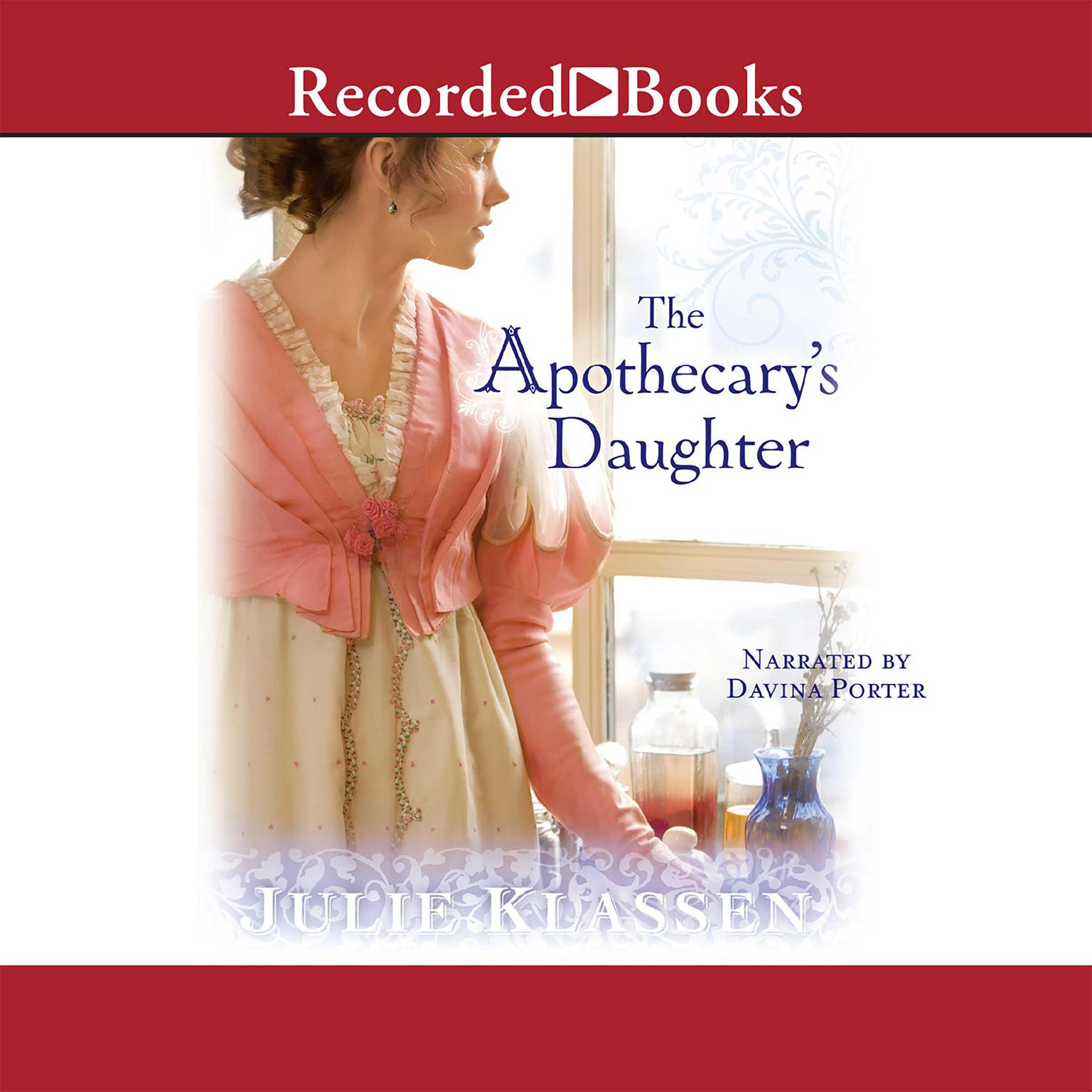 Printable The Apothecary's Daughter Audiobook Cover Art