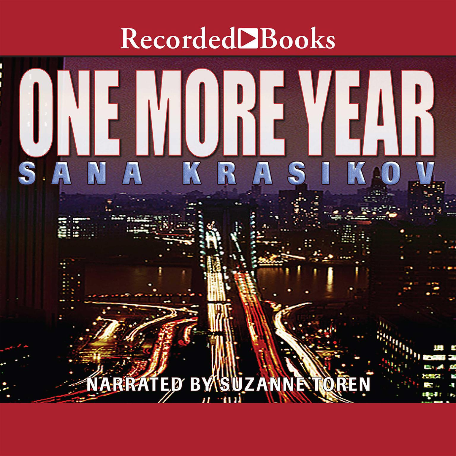Printable One More Year Audiobook Cover Art