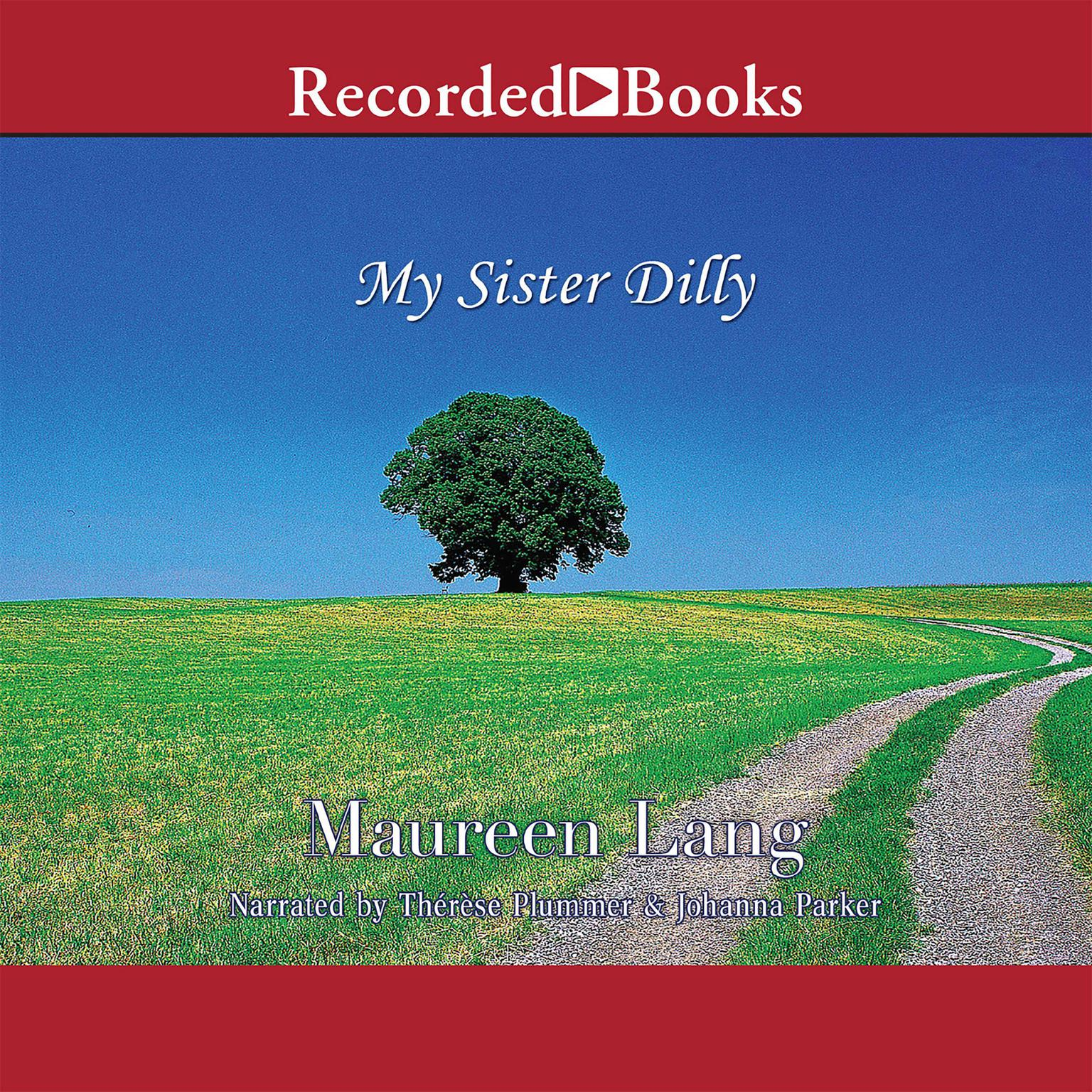 Printable My Sister Dilly Audiobook Cover Art