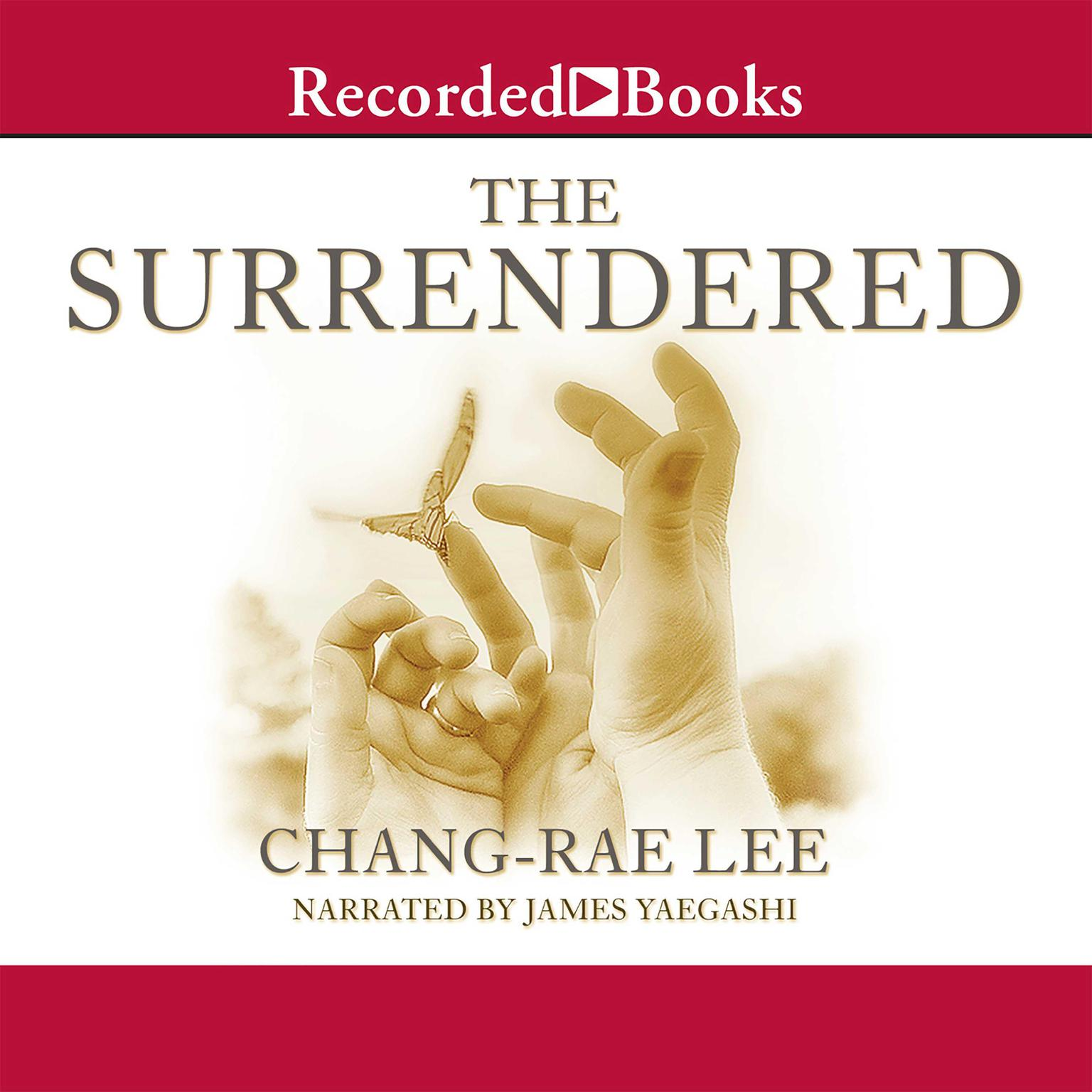 Printable The Surrendered Audiobook Cover Art