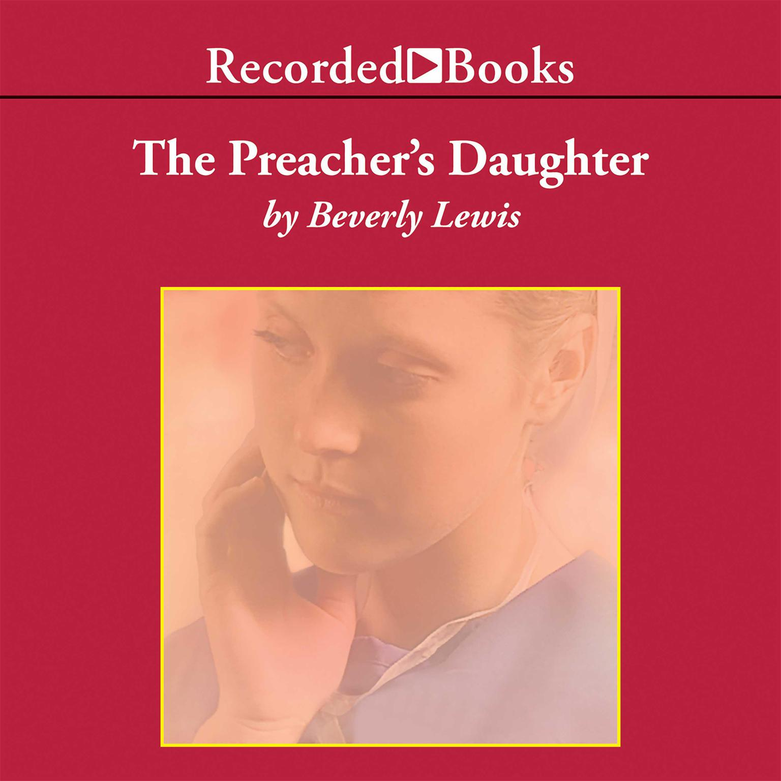 Printable The Preacher's Daughter Audiobook Cover Art