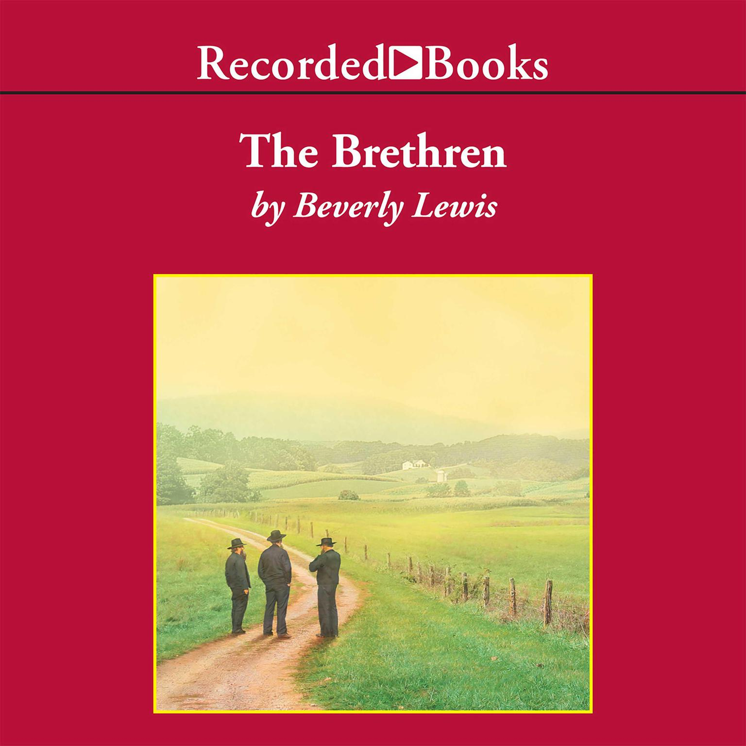 Printable The Brethren Audiobook Cover Art