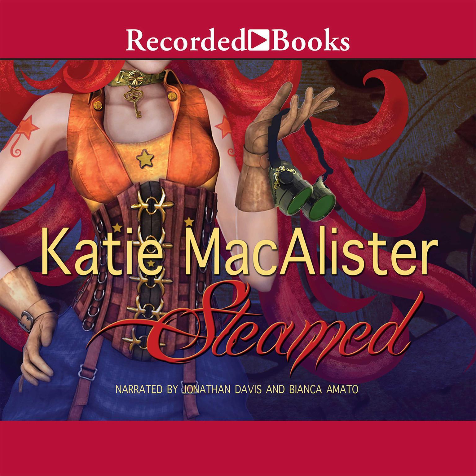 Printable Steamed Audiobook Cover Art