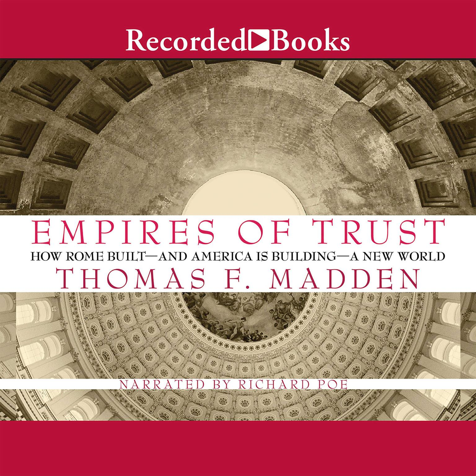 Printable Empires of Trust: How Rome Built—and America Is Building—a New World Audiobook Cover Art