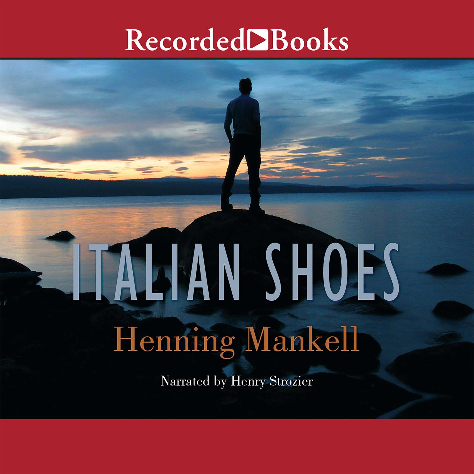 Printable Italian Shoes Audiobook Cover Art