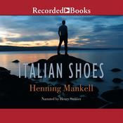 Italian Shoes Audiobook, by Henning Mankell