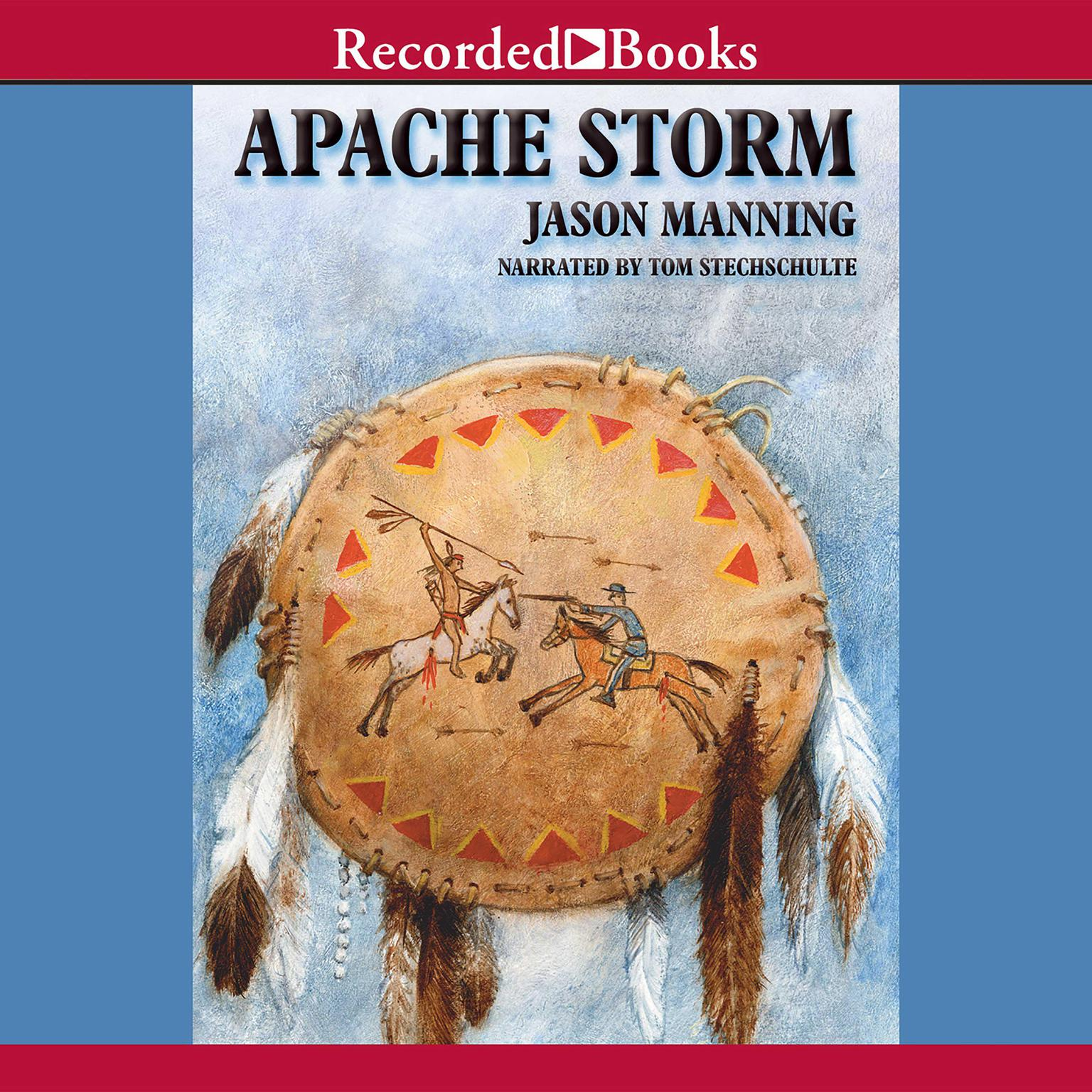 Printable Apache Storm Audiobook Cover Art