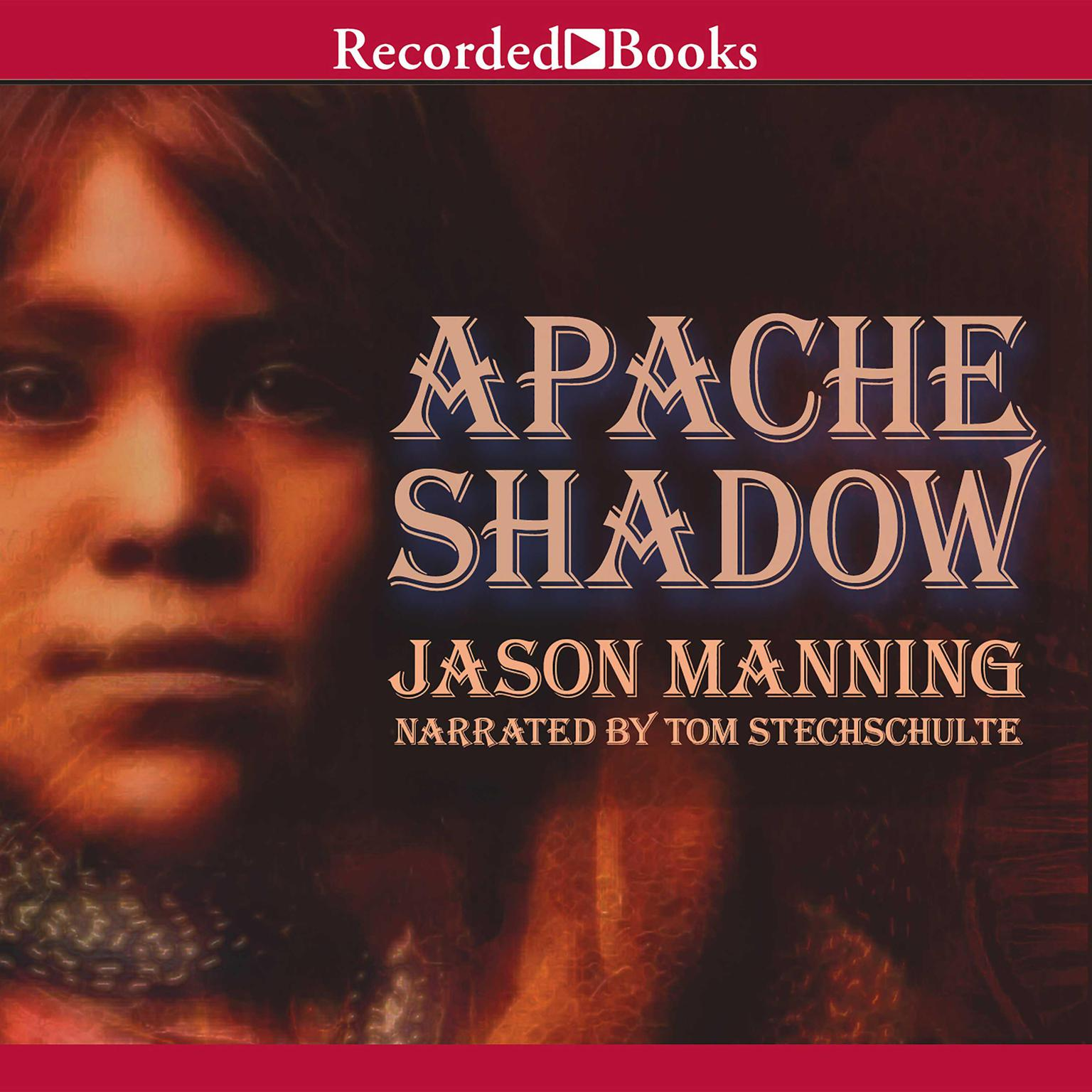 Printable Apache Shadow Audiobook Cover Art