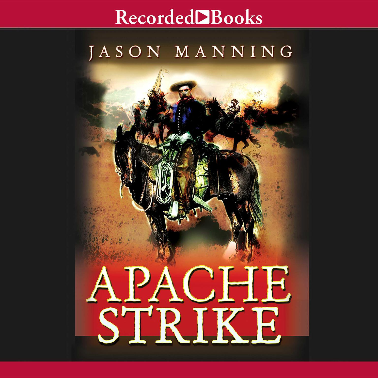 Printable Apache Strike Audiobook Cover Art