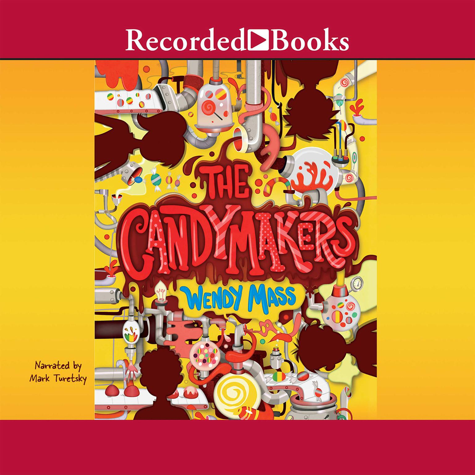 Candymakers Chocolate Chase Book Cover