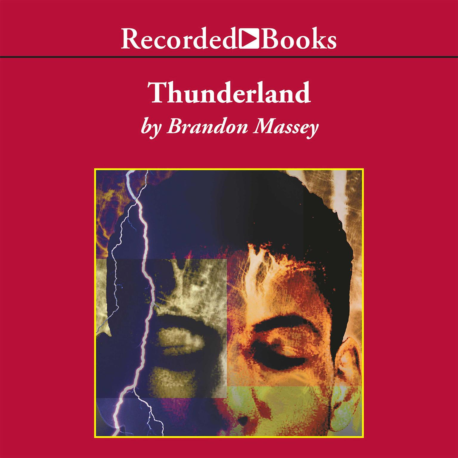 Printable Thunderland Audiobook Cover Art
