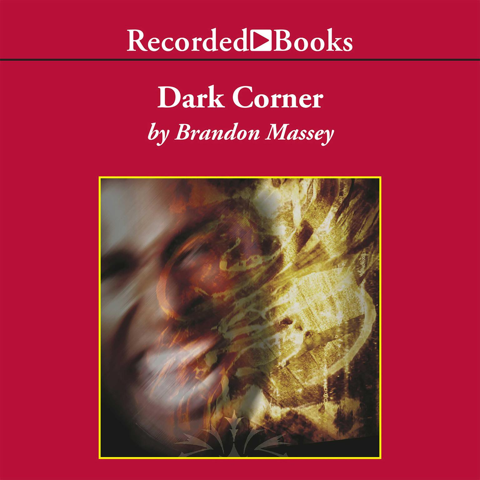 Printable Dark Corner Audiobook Cover Art