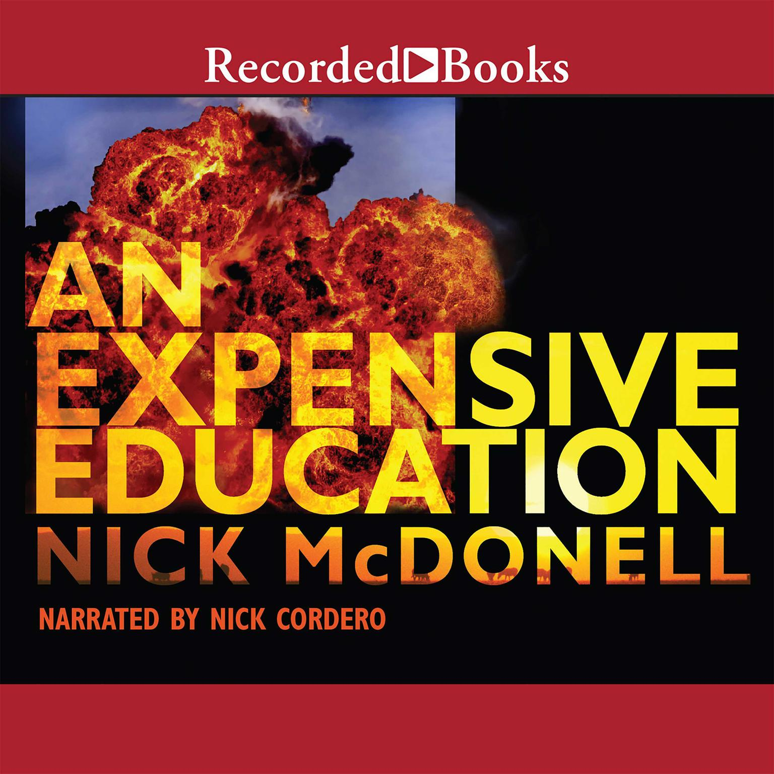 Printable An Expensive Education Audiobook Cover Art