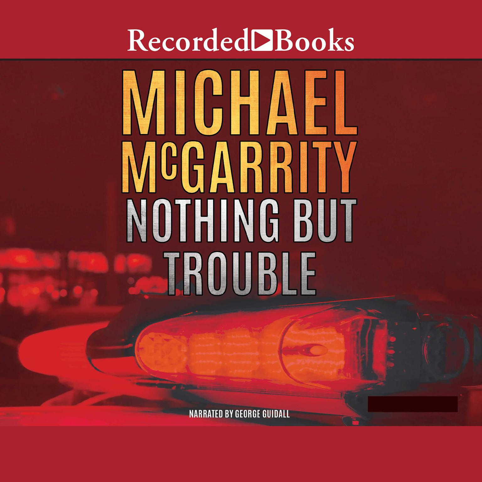 Printable Nothing but Trouble: A Kevin Kerney Novel Audiobook Cover Art
