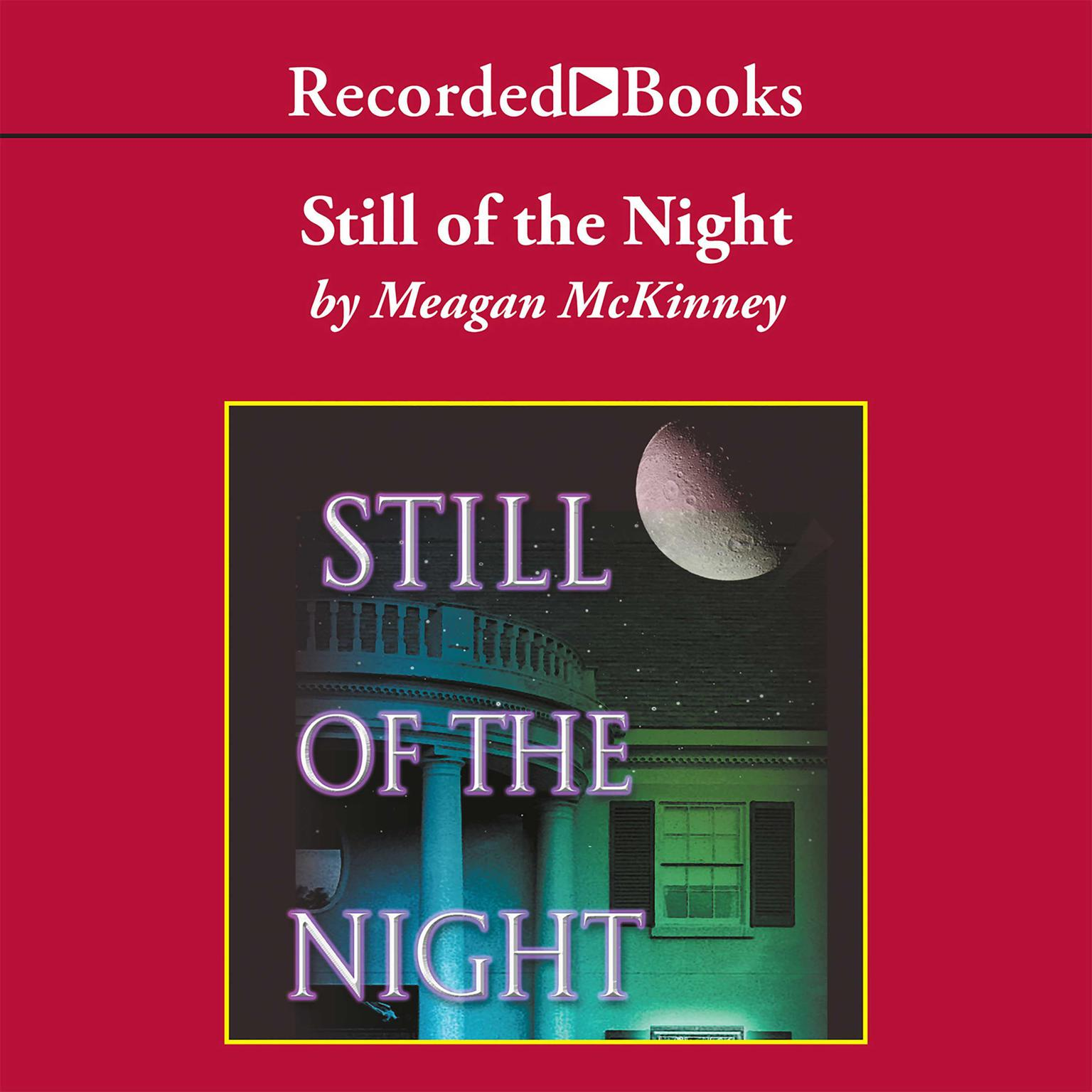 Printable Still of the Night Audiobook Cover Art