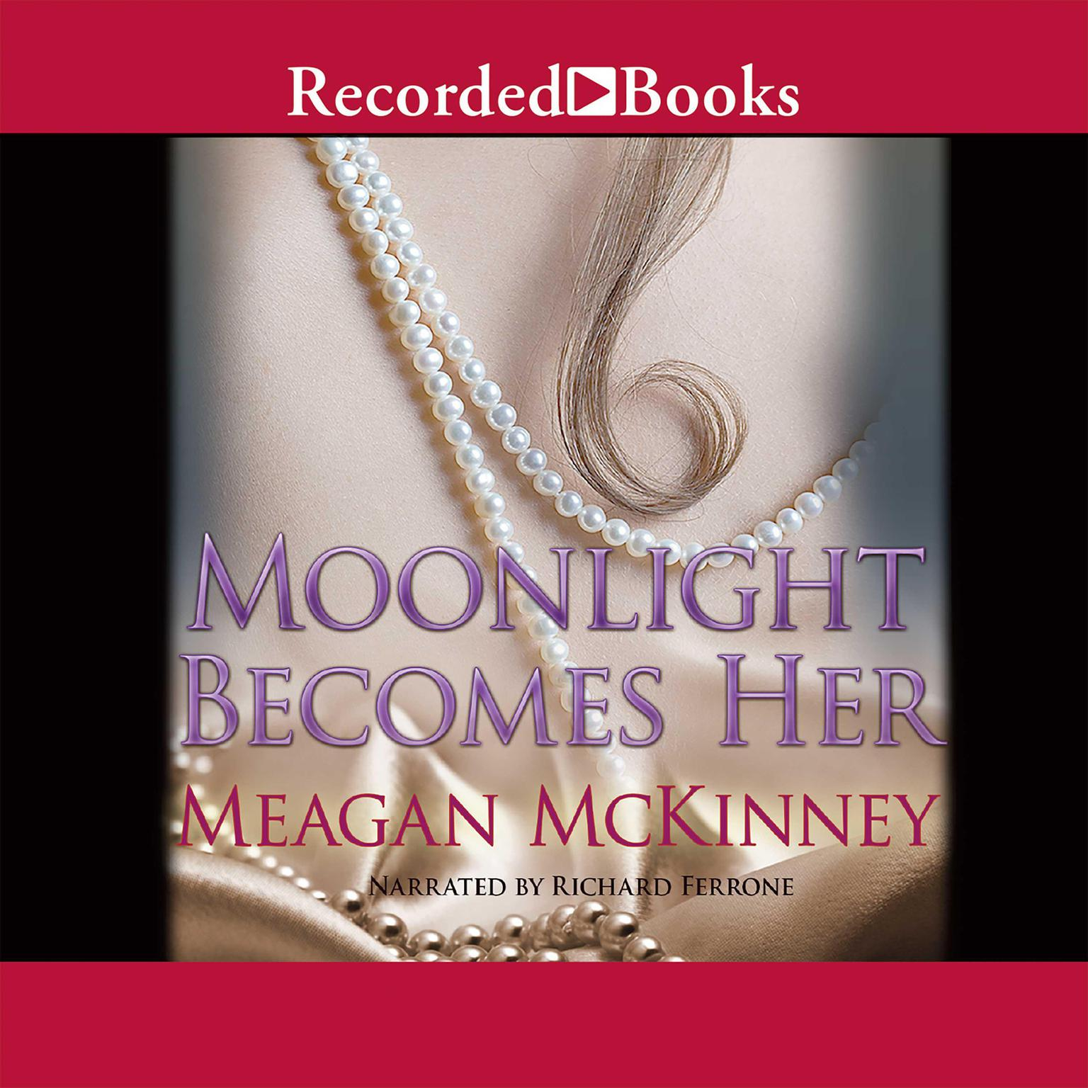 Printable Moonlight Becomes Her Audiobook Cover Art
